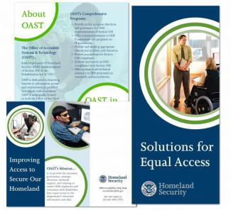 Solutions for Equal Access, Improving Access to Secure Our Homeland