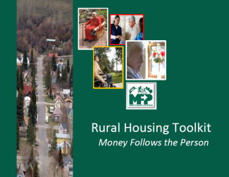 Cover of Rural Housing Toolkit