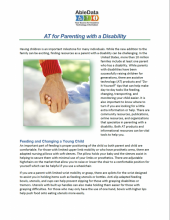 AT for Parenting with a Disability front cover